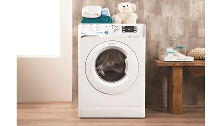 Indesit Launches Laundry Promotion