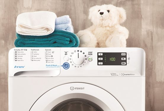 Indesit Wins Prestigious Customer Service Award