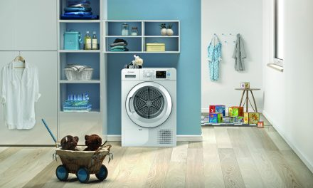 Indesit Introduces Heat Pump Tumble Dryers With Time-Saving Push&Go Technology