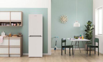Indesit Introduces Its Brand New Compact Fridge Freezer