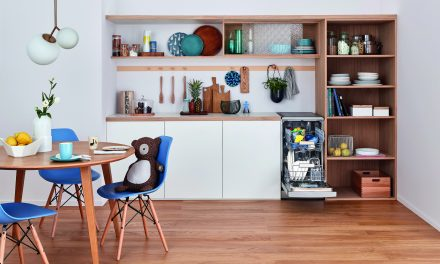 New Indesit Slimline Dishwashers Designed for Busy Families