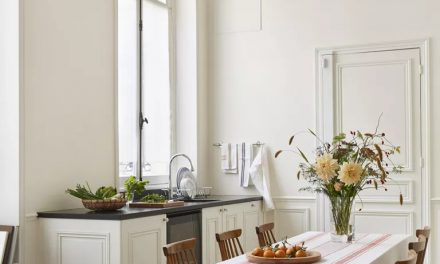 Lighter Kitchens and Bathroom Makeovers