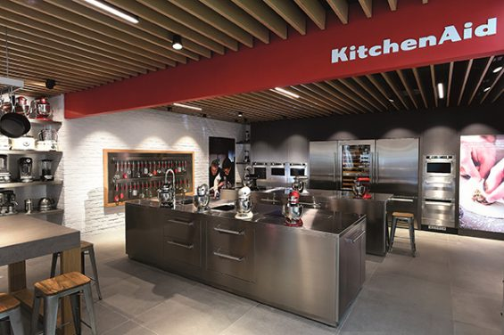 KitchenAid Made-to-Measure Worktops and Islands Offer Bespoke Solutions for Culinary Excellence