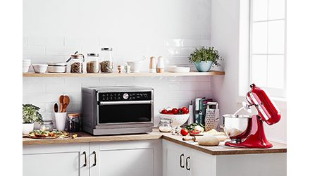 KitchenAid Launches New Freestanding Microwave Oven