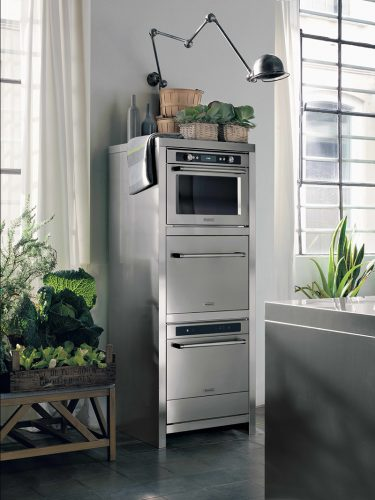 KitchenAid freestanding Chef Touch column lifestyle - lo