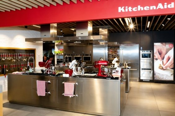 KitchenAid Launches New Cookery School