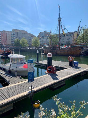 LifeGate PlasticLess - Whirlpool - Seabin - June 2019