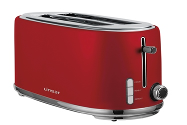 Long toaster–Red - lo