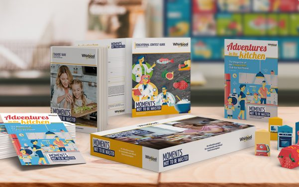 Whirlpool UK Announces Winner of School Food Waste Project