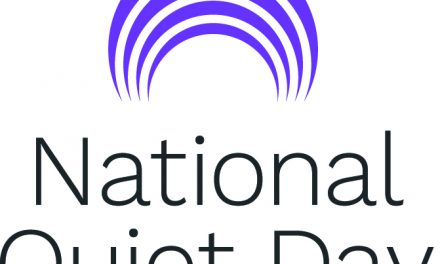 Shhh! National Quiet Day is upon us