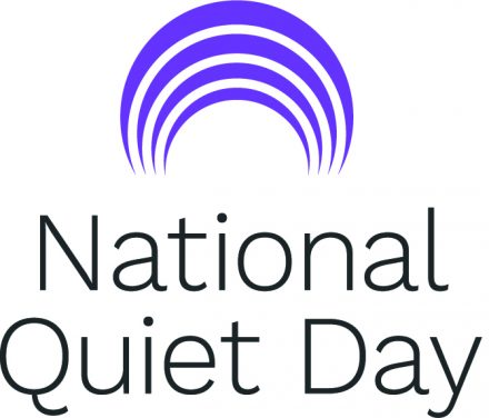 Shhh! It's Nearly Time For National Quiet Day