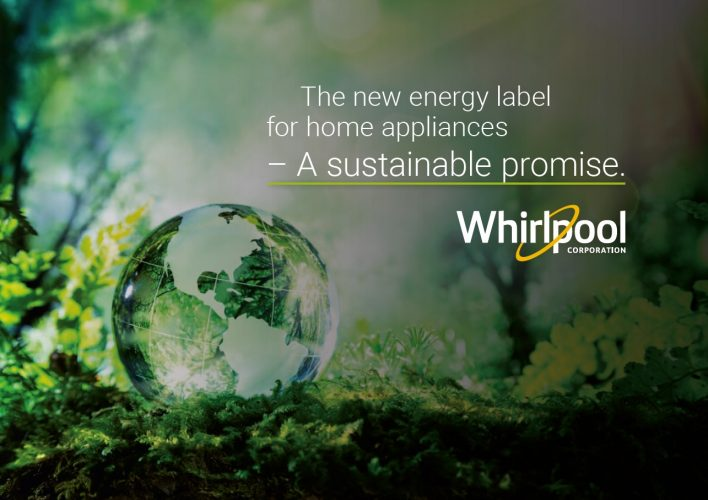 New energy label - Whirlpool UK Appliances Limited