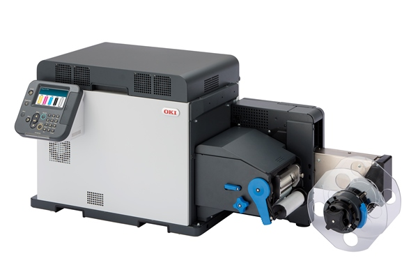 OKI Pro Series 1050 available from AM Labels Limited - Low