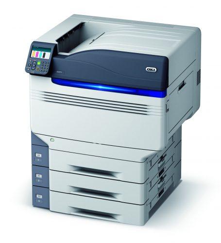 OKI Pro9542 five colour digital printer