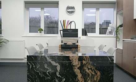 Precision Stone Opens Customer Contact Centre and New Showroom