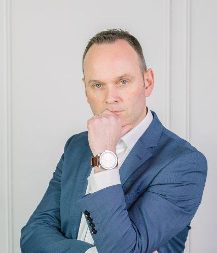 Simon Acres, Managing Director, SAGL