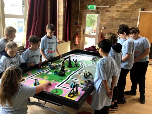 Whirlpool UK Appliances Limited Announces Return of Global STEM Tournaments