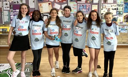 Whirlpool UK Appliances Limited Hosts IET FIRST LEGO League Tournaments