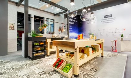 DER KREIS Supports The Ideas of Students Designing The Kitchen of Tomorrow