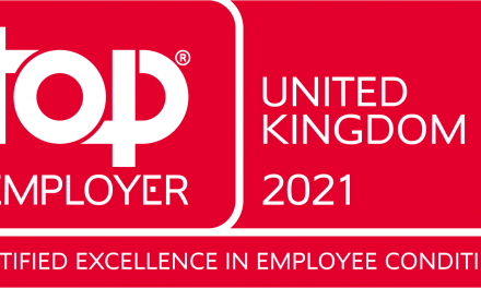 Whirlpool Certified as Top Employer in UK and Europe for 2021
