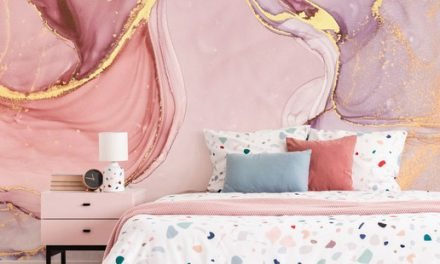 Stylish Rugs and Pink Bedrooms