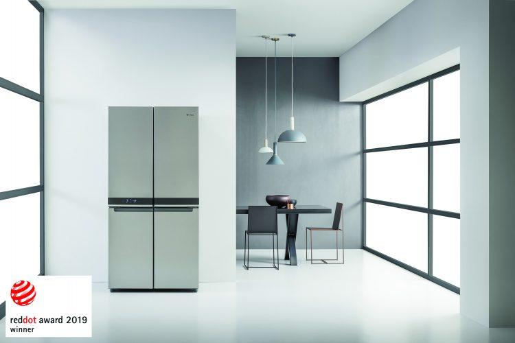 Whirlpool 4 Doors fridge freezer WQ9 B1L -Red Dot Award - hi