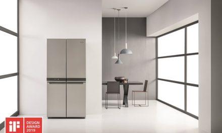 Whirlpool 4 Doors Fridge Freezer Wins iF Design Award