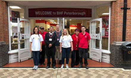 Whirlpool UK Colleagues Dedicate 200 Hours to Volunteering in the Local Community