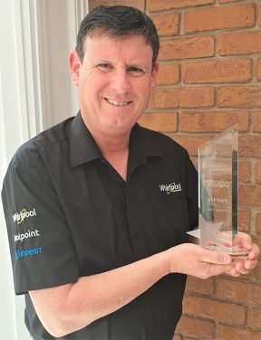 Whirlpool UK Wins Manufacturer Of The Year Award