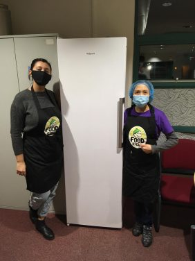 Whirlpool UK Continues to Support FoodCycle During Covid-19 Pandemic