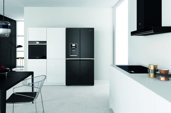 Whirlpool W Collection Fridge Freezer Wins iF Design Award