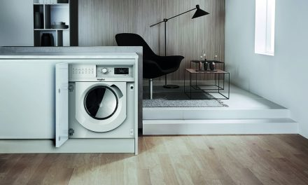 Whirlpool Launches New Range of Built-In Washing Machines and a Washer Dryer