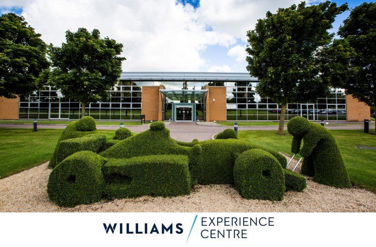 Williams Racing Experience Centre - external